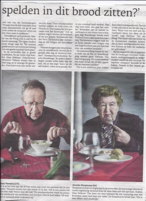 ArtikelDagbladSmaakdiner9-4-2013